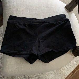 Capezio dance shorts